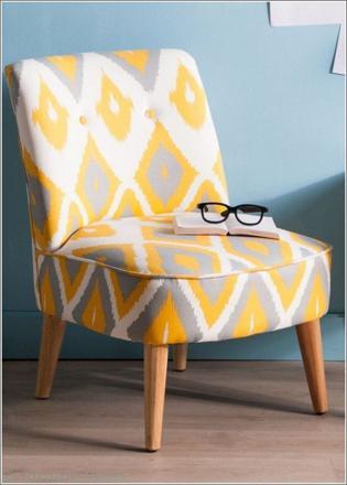 chaise pour chambre adulte