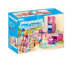 chambre d enfant playmobil