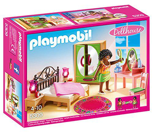 chambre parents playmobil