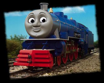 chanson thomas le petit train