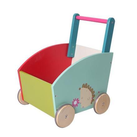 chariot bois bébé