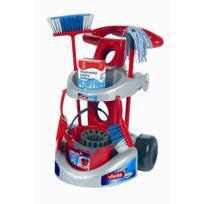 chariot ménage jouet