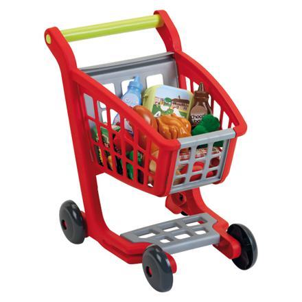 chariot supermarché jouet