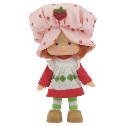 charlotte aux fraises poupee