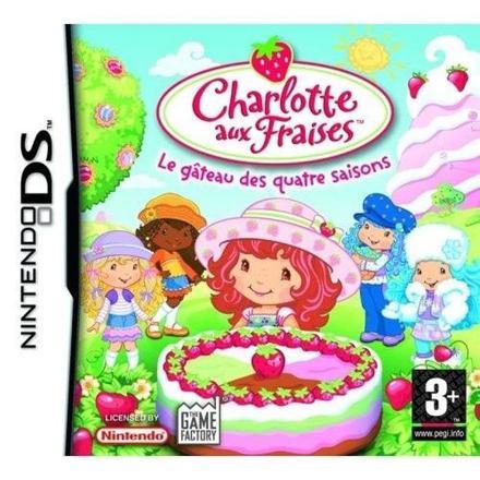 charlotte fraise jeux