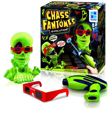 chasse fantome