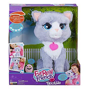chat qui miaule jouet