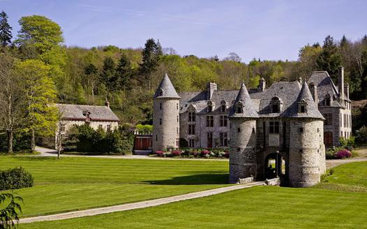 chateau cherbourg