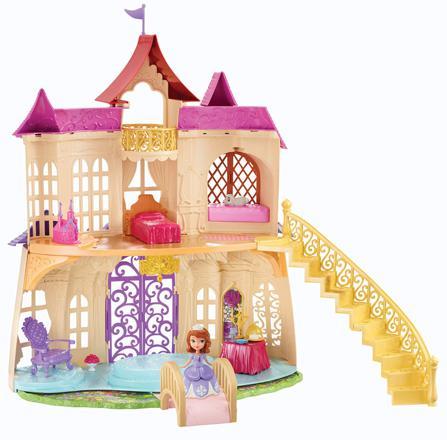 chateau de princesse sofia