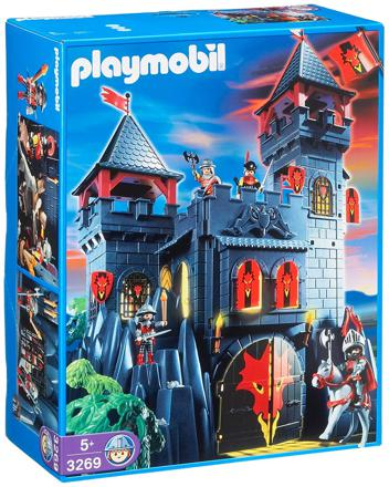 chateau dragon playmobil