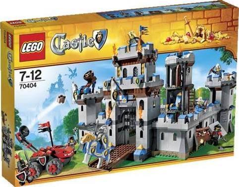 chateau fort lego