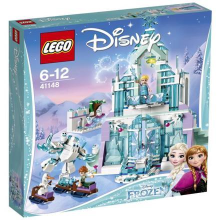 chateau lego reine des neiges