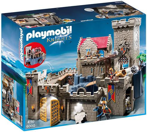 chateau playmobil 6000