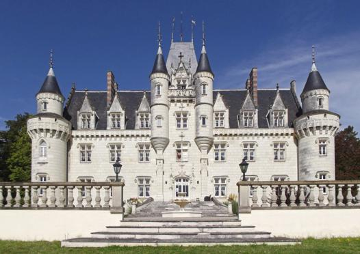 chateau poitiers