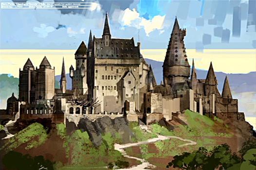 chateau poudlard