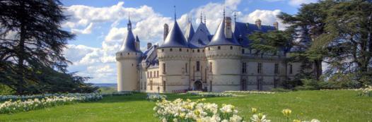 chateau pres de tours
