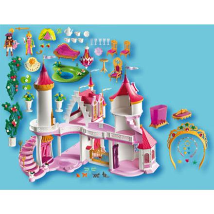 chateau princesse playmobil 5142