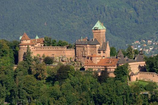 chateau selestat