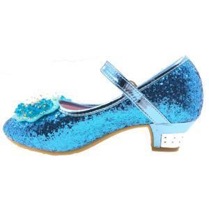 chaussure a talon de la reine des neiges