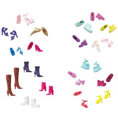 chaussures de barbie