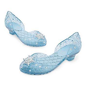 chaussures elsa reine des neiges