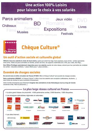 cheque culture cultura