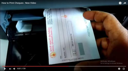 cheque kdeo