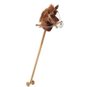 cheval baton en bois
