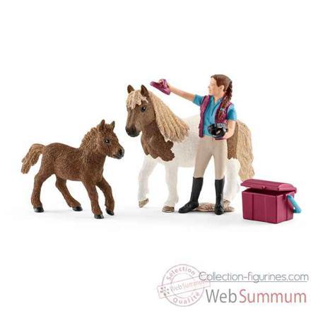 cheval figurine schleich