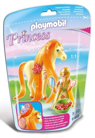 cheval princesse playmobil