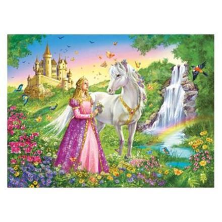 cheval princesse