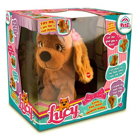 chien interactif lucy