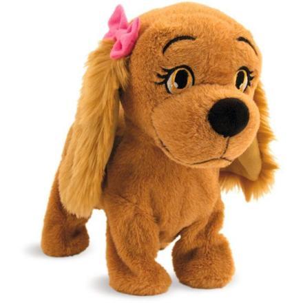 chien jouet animé