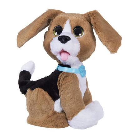 chien jouet interactif