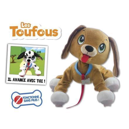 chien jouet qui marche