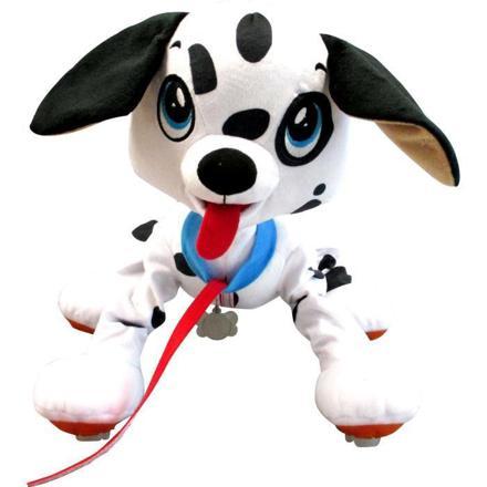 chien toufou jouet