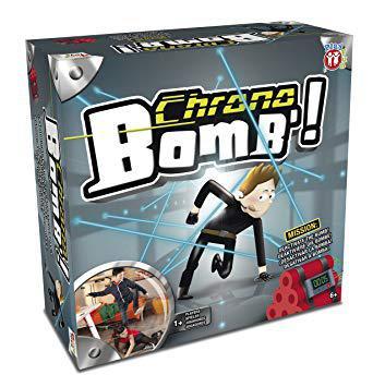 chrono bombe laser