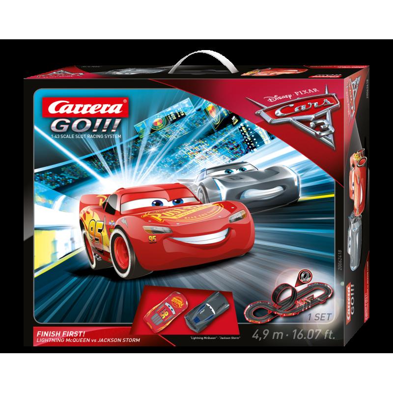 circuit carrera go cars 3