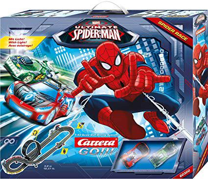 circuit carrera spiderman