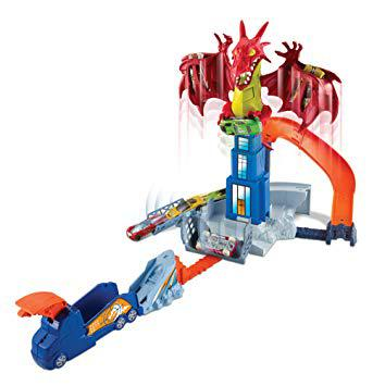 circuit hot wheels piste dragon race