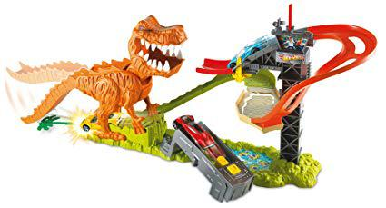 circuit hot wheels t rex