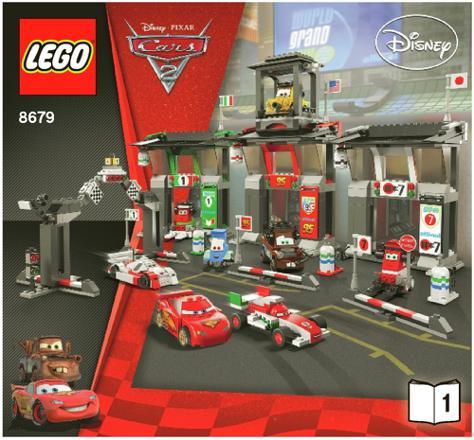 circuit lego