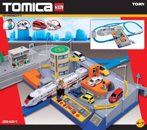 circuit tomica