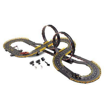 circuit voiture de course jouet