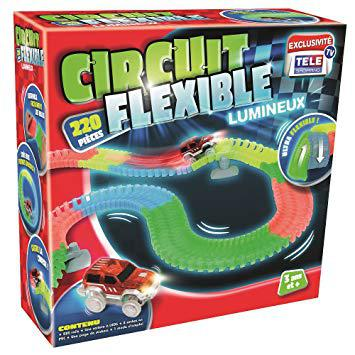 circuit voiture flexible