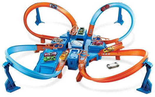 circuit voiture jouet hot wheels