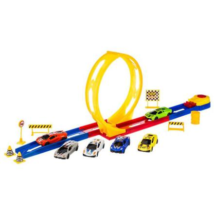 circuit voiture looping