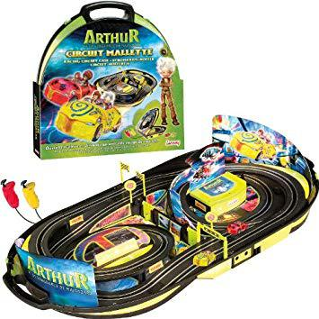 circuit voiture malette