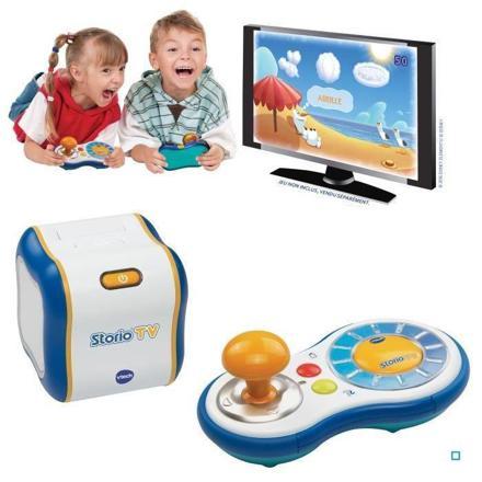 console storio tv
