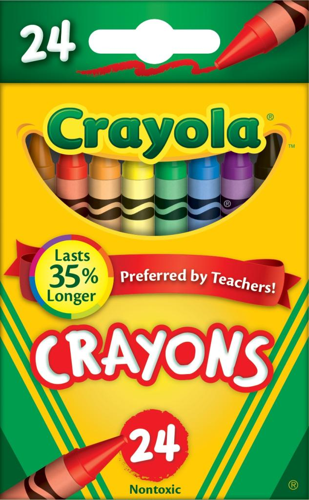 crayon crayola